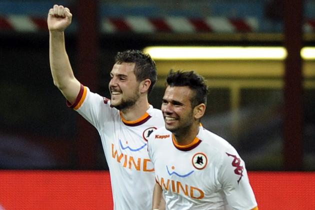 Coppa: Roma Take out Inter
