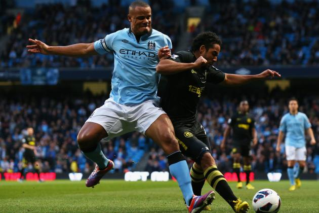 Manchester City vs. Wigan Athletic: Score, Grades and Post-Match Reaction