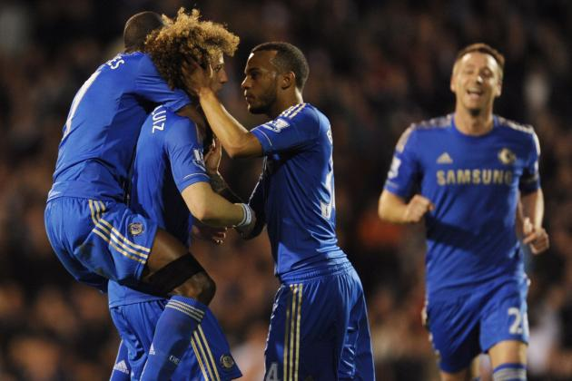 Chelsea Ease Past Fulham, Underline Premier League Top-4 Credentials