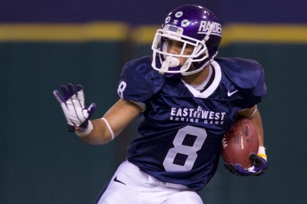 Jasper Collins Scouting Report: NFL Outlook for Mount Union WR