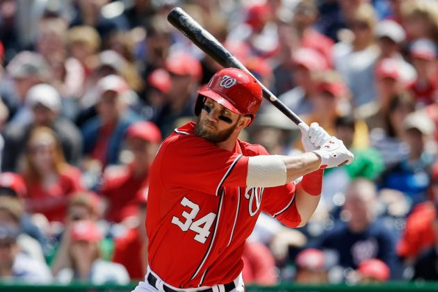 Harper Returns to Lineup After Missing 1 Game