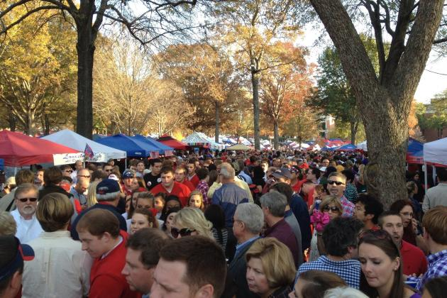 The Grove at Ole Miss: Where Football Saturdays Create Lifelong Memories