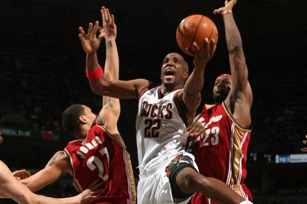 NBA Playoffs: Lakers Should Counter McGrady Signing by Inking Michael Redd