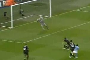 Tevezs Winner Helps Man City Sink Wigan Athletic