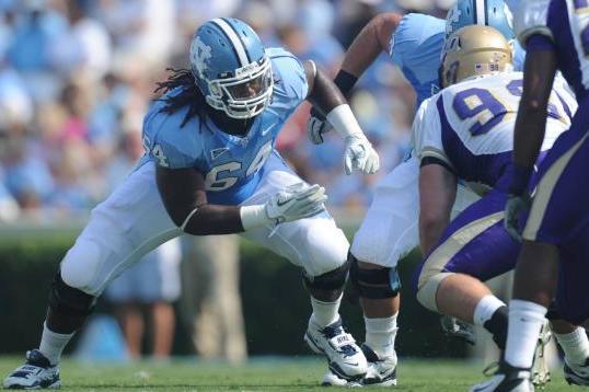 Jonathan Cooper Scouting Report: NFL Outlook for North Carolina OG
