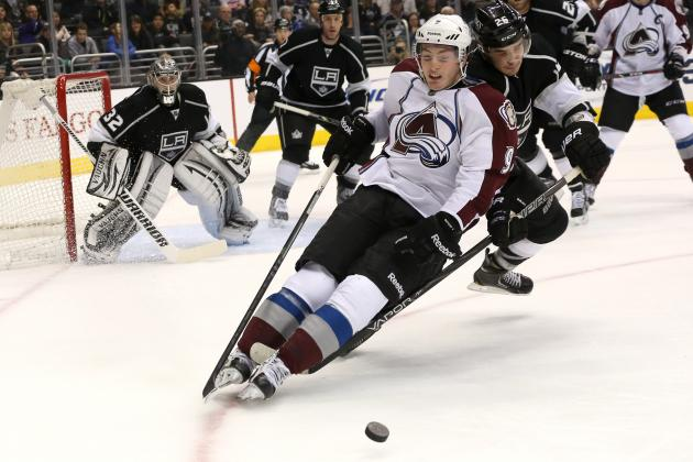 J.S. Giguere, Duchene Sit Out Colorado Avalanche's Skate