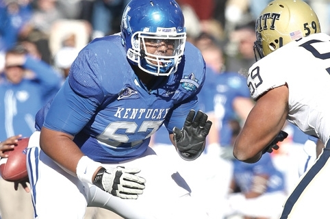 Larry Warford Scouting Report: NFL Outlook for Kentucky OG