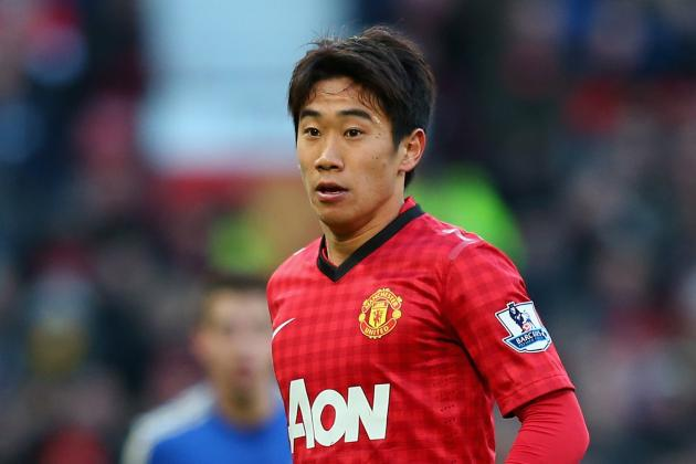 Analysing the Use of Shinji Kagawa in West Ham 2-2 Manchester United