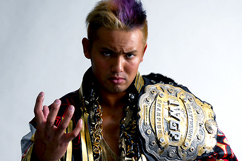 WWE Will Eventually Have a Japanese World Champion