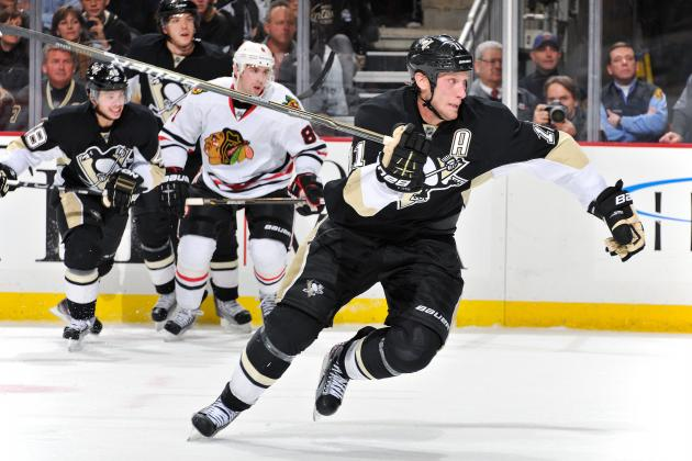 Penguins, Blackhawks might play outdoors March 1, 2014