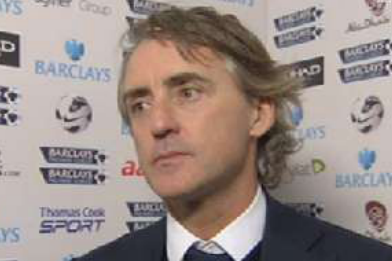 Man City Boss Roberto Mancini Says He Players Were Tired