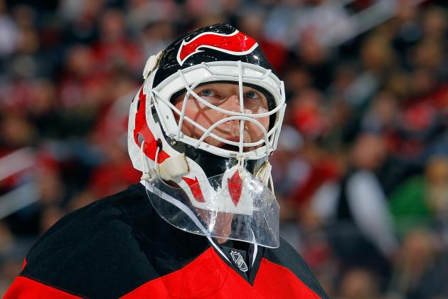 Martin Brodeur Excited to Face Rangers in Yankee Stadium