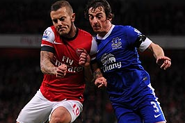 Leighton Baines Dismisses Arsène Wenger's Criticism of Everton