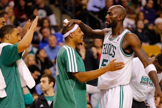 Boston Celtics Playoff Schedule 2013: TV Info and Predictions for First Round