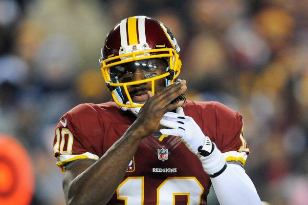 RGIII Confirms Progress, Avoids Assigning Blame