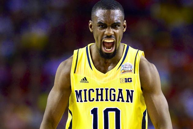 Michigan Star Tim Hardaway Jr. Will Declare for NBA Draft