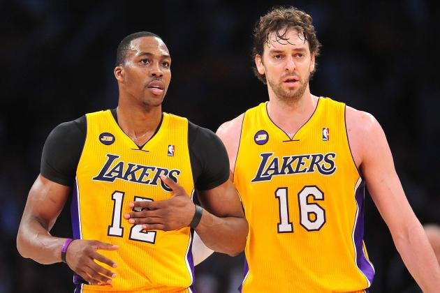 How Dwight Howard and Pau Gasol Proved Mike D'Antoni Wrong