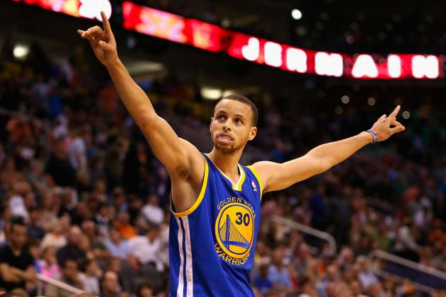 Stephen Curry's Potential Record-Setting Season Won't Solidify Superstar Status