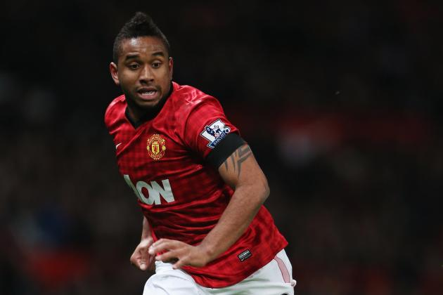 Manchester United Transfer News: Unloading Anderson Would Be Great Summer Move