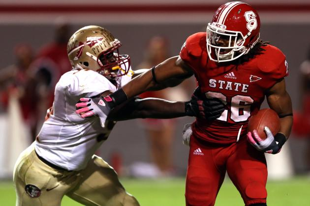 Cornellius Carradine Scouting Report: NFL Outlook for Florida State DE