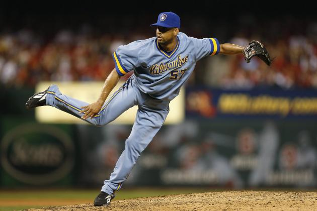 Brewers Sign Francisco Rodriguez to Minor League Contract