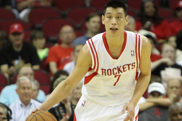 Jeremy Lin Ready to Experience First NBA Playoffs