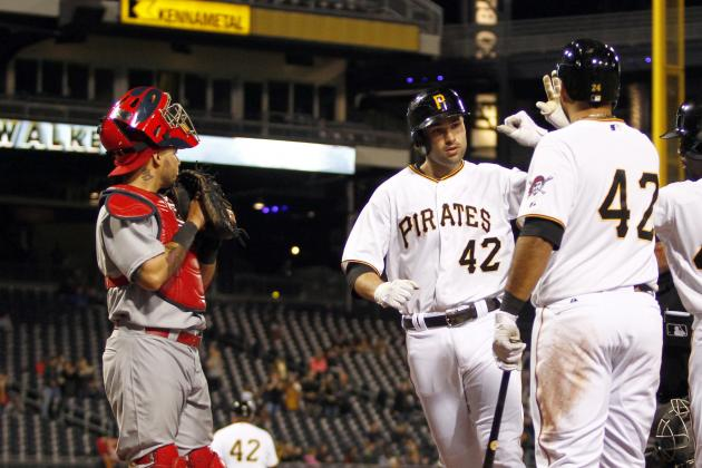 ESPN Gamecast: Cardinals vs. Pirates