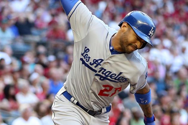 Kemp Gets Night off Tonight vs. Padres