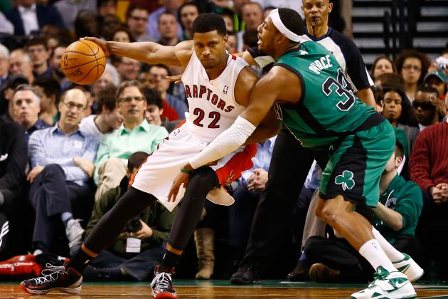Boston Celtics vs. Toronto Raptors: Live Score, Results and Game Highlights