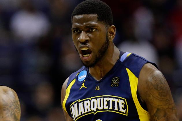 Jamil Wilson to Return to Marquette for Senior Year