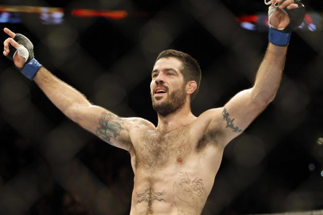 Matt Brown Sees Jordan Mein as a More Dangerous Fight Than Dan Hardy
