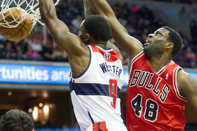 NBA Gamecast: Wizards vs. Bulls