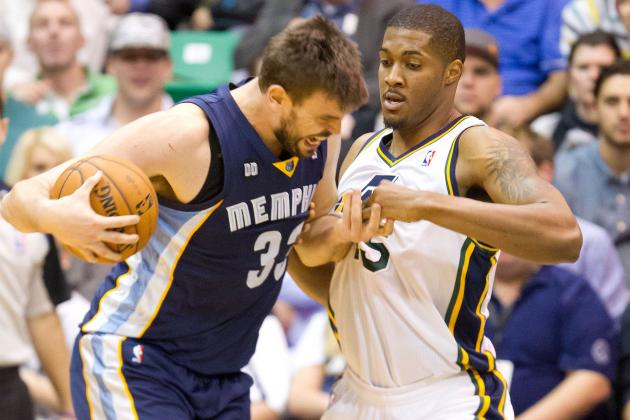 NBA Gamecast: Jazz vs. Grizzlies