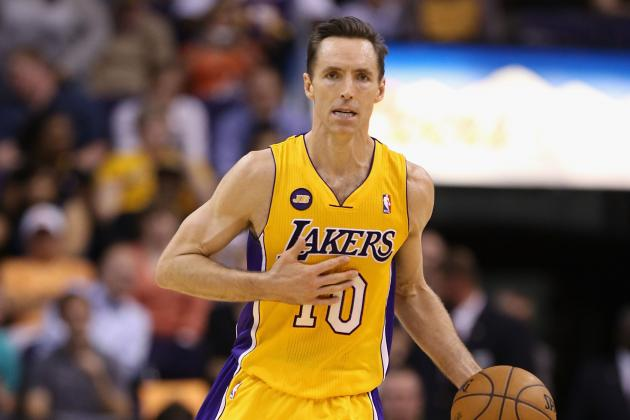 Lakers News: Steve Nash's Injury Will Doom LA's Postseason