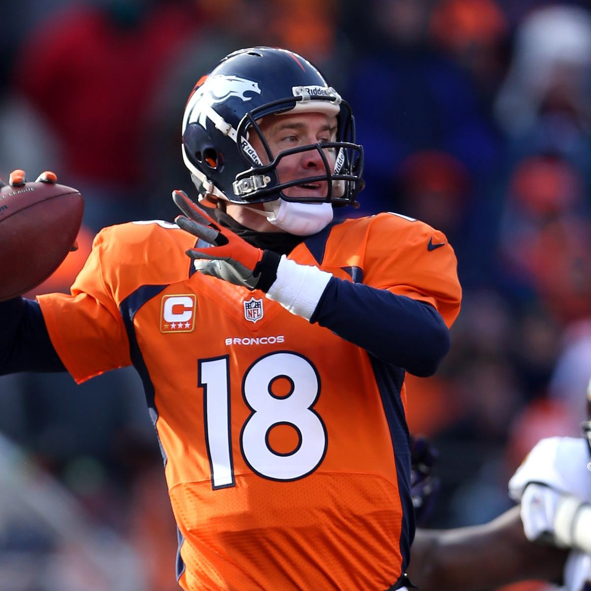 Denver Broncos Schedule: 2013 Denver Broncos Schedule: Full Listing Of Dates, Times
