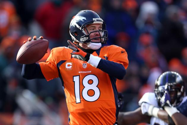 2013 Denver Broncos Schedule: Full Listing of Dates, Times and TV Info