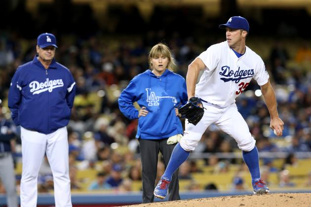 Chris Capuano Placed on Disabled List with Calf Strain