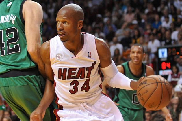 Friends of Ray Allen Affected by Boston Marathon