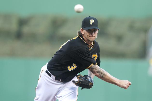 A.J. Burnett Loses No-Hitter with Two Outs in the Seventh