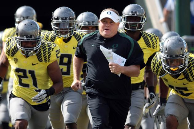 Who Is the Pac-12's Next Chip Kelly?
