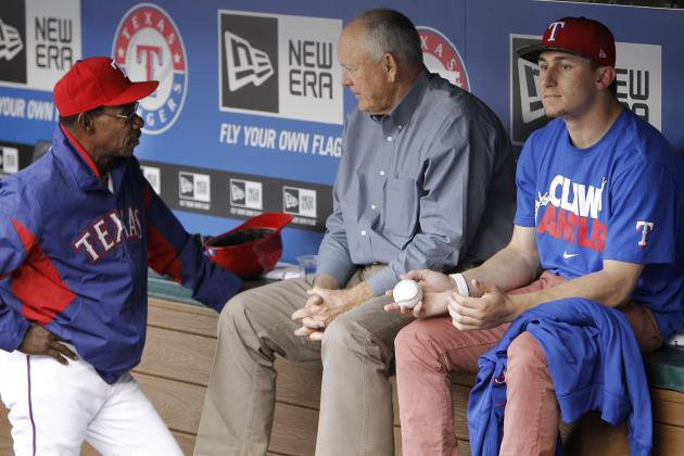 Rainout May Actually Do Nothing but Benefit Texas Rangers