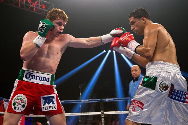 Saul Alvarez vs Austin Trout: The Future of Boxing Starts Now