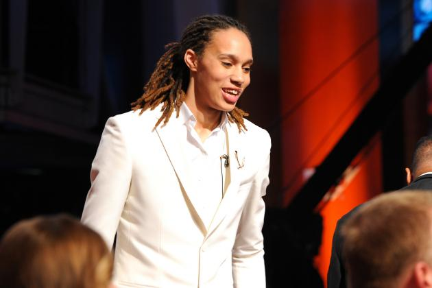 Basketball Star Brittney Griner Opens Up About Her Sexuality