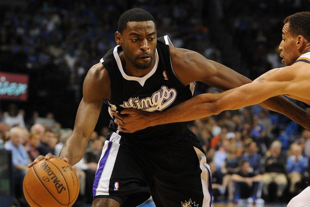 Tyreke Evans out Tonight vs. Clippers