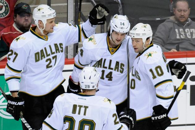 Youth Movement Has Revitalized Jamie Benn, Stars: 'It's Been Exciting'