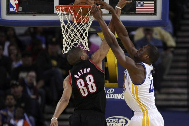 NBA Gamecast: Warriors vs. Blazers