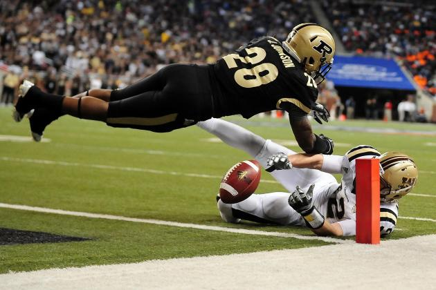 Josh Johnson Scouting Report: NFL Outlook for Purdue CB
