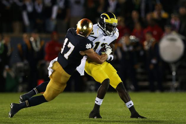 Zeke Motta Scouting Report: NFL Outlook for Notre Dame S