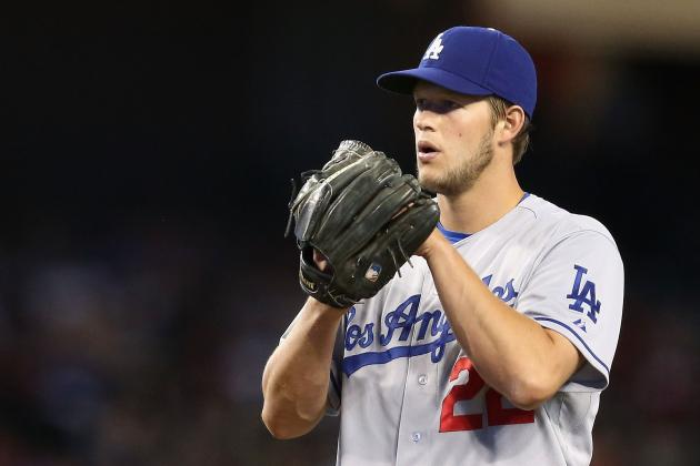 Kershaw Becomes 2nd Youngest Dodger to 2,000 Ks