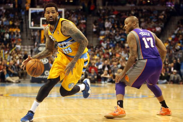 Nuggets Beat Suns 118-98